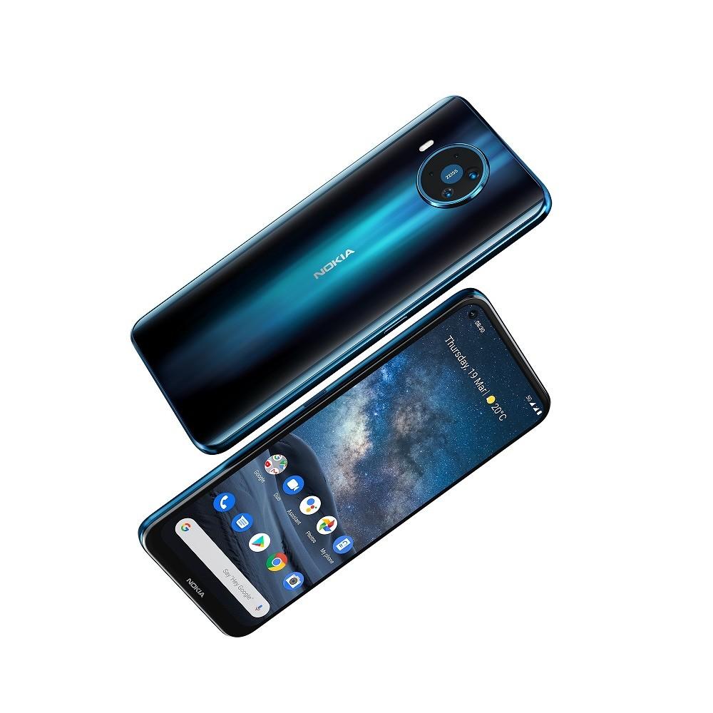 Nokia 8.3 5G ، الرائد وفقًا لـ HMD 2