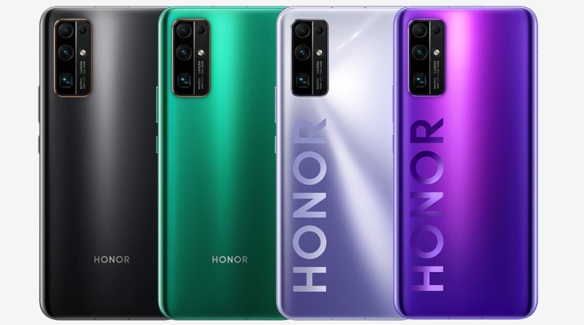 ضباط HONOR 30 و HONOR 30 Pro و HONOR 30 Pro + في الصين 4