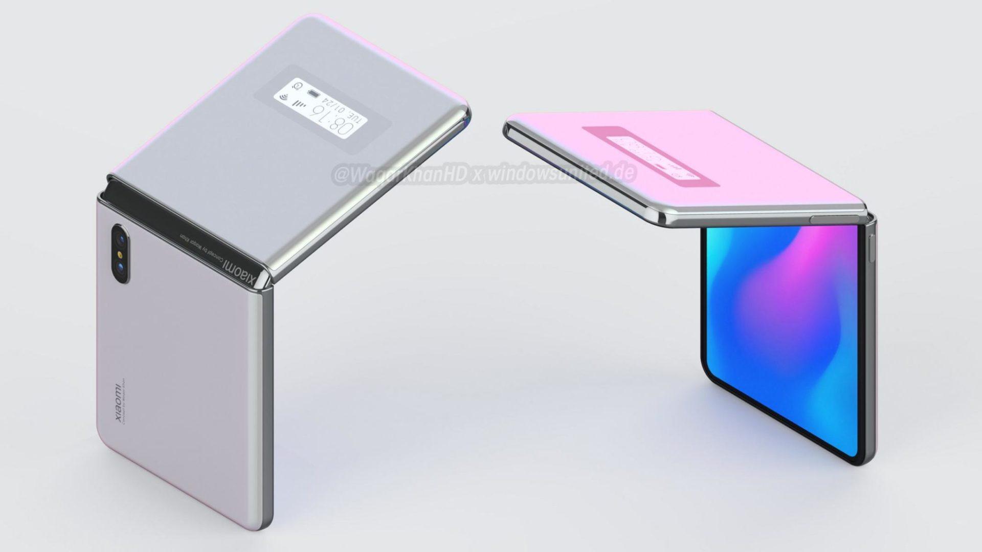 Xiaomi cəlbedici bir cihazda çalışır 2