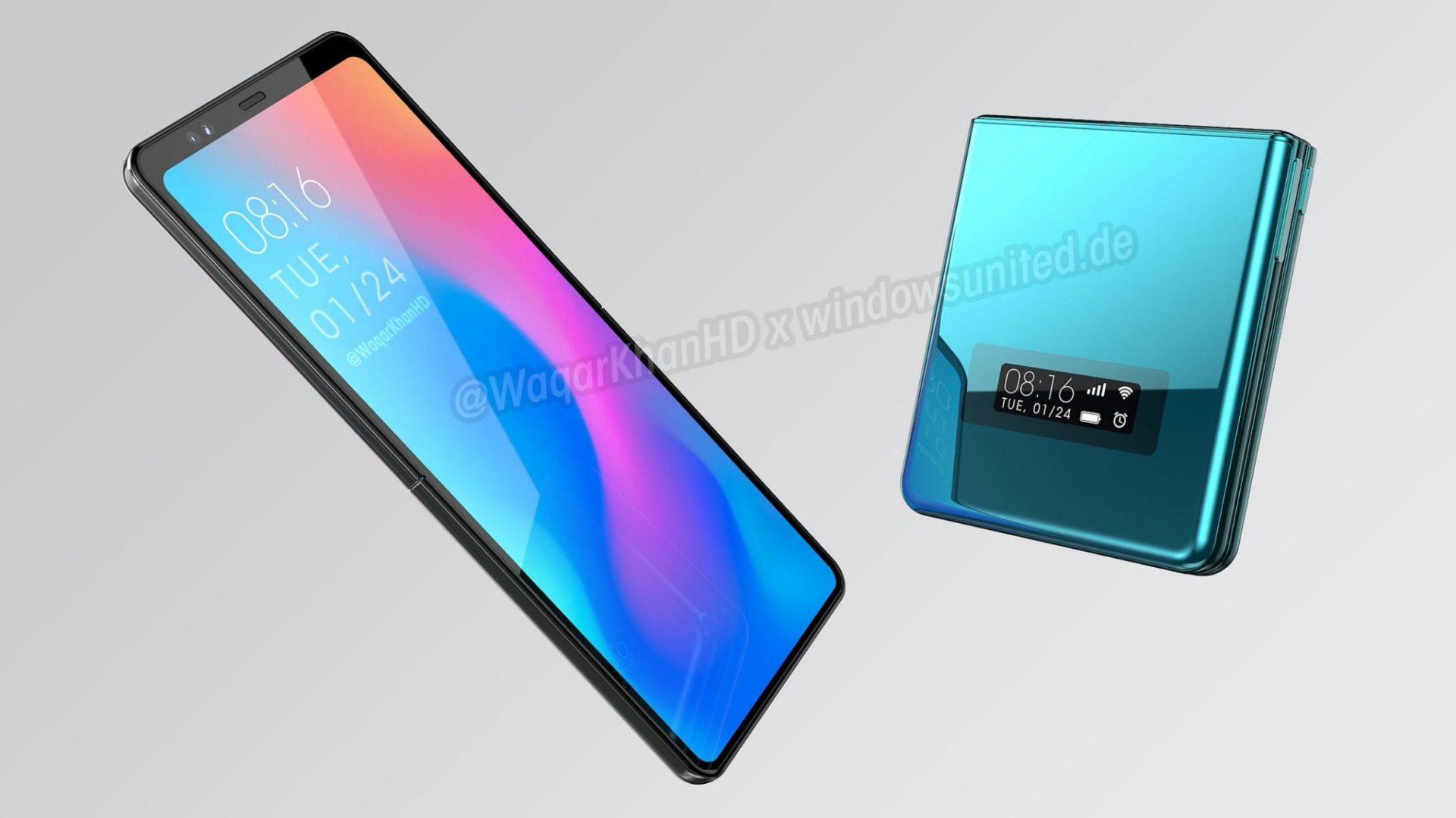 Xiaomi cəlbedici bir cihazda çalışır 1