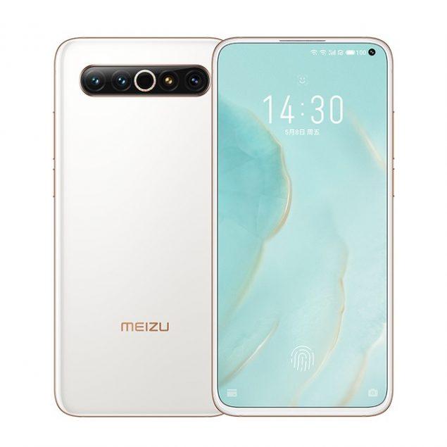 Meizu 17 ve Meizu 17 Pro, Çin'in diğer tarafı 5